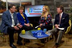 SCVTV's Community Corner Segment: SCV Education Foundation