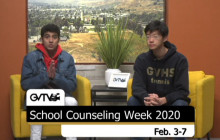 Golden Valley TV, 02-04-20 | Hoopla Spirit Week, First Take GV, and Tuesday Trivia