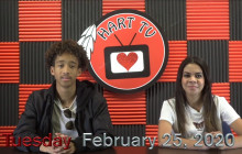 Hart TV, 02-25-20 | Pancake Day
