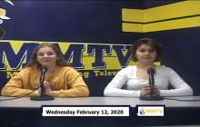 Miner Morning TV, 2-12-20