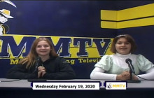 Miner Morning TV, 2-19-20