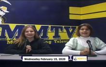 Miner Morning TV, 2-19-20