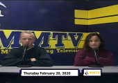 Miner Morning TV, 02-20-20