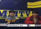 Miner Morning TV, 02-21-20