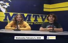 Miner Morning TV, 2-5-20