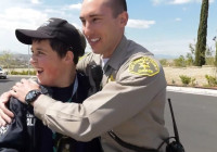 Teen Gets Birthday of a Lifetime Thanks to Community and First Responders