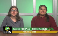 Canyon News Network | March 2, 2020
