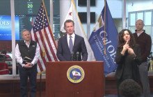 California Governor Gavin Newsom COVID-19 Update 3/16/2020