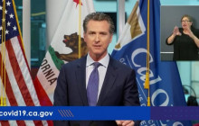 California Governor Gavin Newsom COVID-19 Update: New Initiative to Help Elderly Stay Connected 3/31/2020