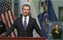 Governor Newsom Issues Stay at Home Order for all Californians