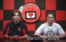 Hart TV, 03-9-20 | Bowler Hat Day