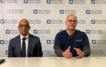 Henry Mayo Newhall Hospital Discuss COVID-19