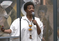 College of the Canyons Art Galley: Jessica Wimbley Lecture