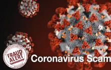 Beware Online Coronavirus Scams