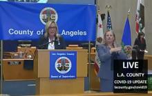 LA County COVID-19 Update 3/18/2020