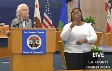 LA County COVID-19 Update 3/20/2020