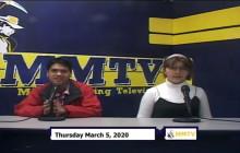 Miner Morning TV, 03-5-20