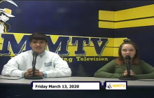 Miner Morning TV, 03-13-20