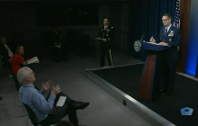 National Guard Holds News Conference