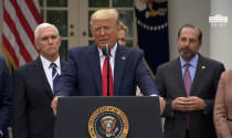 President Trump Holds a News Conference on COVID-19