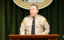 Sheriff Villanueva Discusses COVID-19 Safety Precautions, 3/16/2020
