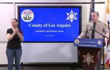 Sheriff Provides Bilingual Update; How to Identify and Protect Yourself from COVID-19 Scams 3/26/20