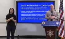 Sheriff Provides Bilingual Update; 191 Inmates in Quarantine, 1 Inmate Positive for COVID-19  3/30/2020