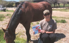 "Story Time with Carousel Ranch: ""Heroes on Horses"""