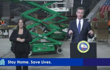 Gov. Gavin Newsom COVID-19 Update 4/6/2020: Sharing Ventilator Stockpile with Other States