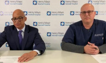 Henry Mayo Newhall Hospital Discuss and Answer Questions About COVID-19 4/1/2020
