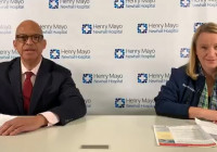 Henry Mayo Newhall Hospital Discuss and Answer Questions About COVID-19 4/3/2020
