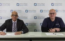 Henry Mayo Newhall Hospital Do a COVID-19 Q&A 4/13/2020