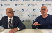 Henry Mayo Newhall Hospital Do a COVID-19 Q&A 4/15/2020