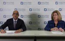 Henry Mayo Newhall Hospital Host COVID-19 Q&A 4/20/2020