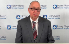 Henry Mayo Newhall Hospital President and CEO, Roger E. Seaver, Special Thank You