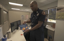 Story Time: The Bravest Fish Saves the Day | Read by EMS Fire Captain Andrew Hill