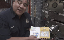 Story Time: Oh My Oh My Dinosaurs | Read by Fire Fighter Rob Ruiz