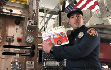 Story Time: Fire Fighters! | Read by Fire Fighter Derek Allen