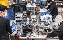 NASA-JPL Develops Prototype Ventilator in 37 Days