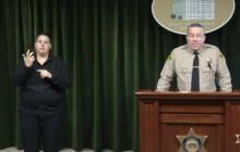 Sheriff Provides Bilingual Update Regarding COVID-19 4/13/2020