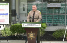 Sheriff Provides Update Regarding COVID-19 4/27/2020