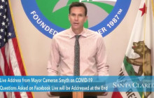 Santa Clarita Mayor Cameron Smyth COVID-19 Update: City to Hit Certain Benchmarks Before Reopening and Ease of Restrictions
