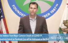 Santa Clarita Mayor Cameron Smyth COVID-19 Update: 'Safer at Home' Extended Through May 15, Masks Now Mandatory in Public