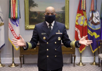 U.S. Surgeon General: How to Make Your Own Cloth Mask