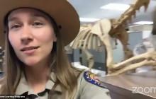 Anza Borrego Paleontology Lab Tour