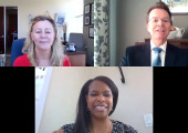 Dr. Cherise Moore and Kathy Hunter Discuss Hart School District's Wellness Initiatives