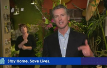 Gov. Gavin Newsom COVID-19 Update 5/8/2020