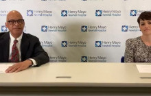 Henry Mayo Newhall Hospital Host a COVID-19 Q&A 5/27/2020