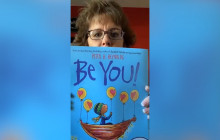 "Story Time with Mrs. Maxon: ""Be You!"""