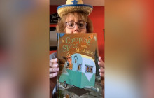 "Story Time with Mrs. Maxon: ""A Camping Spree with Mr. Magee"""